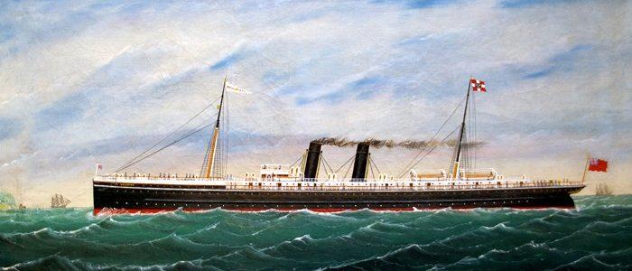steamship LEINSTER