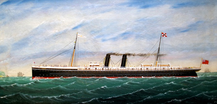 steamship LEINSTER