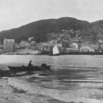 View of Barmouth harbour