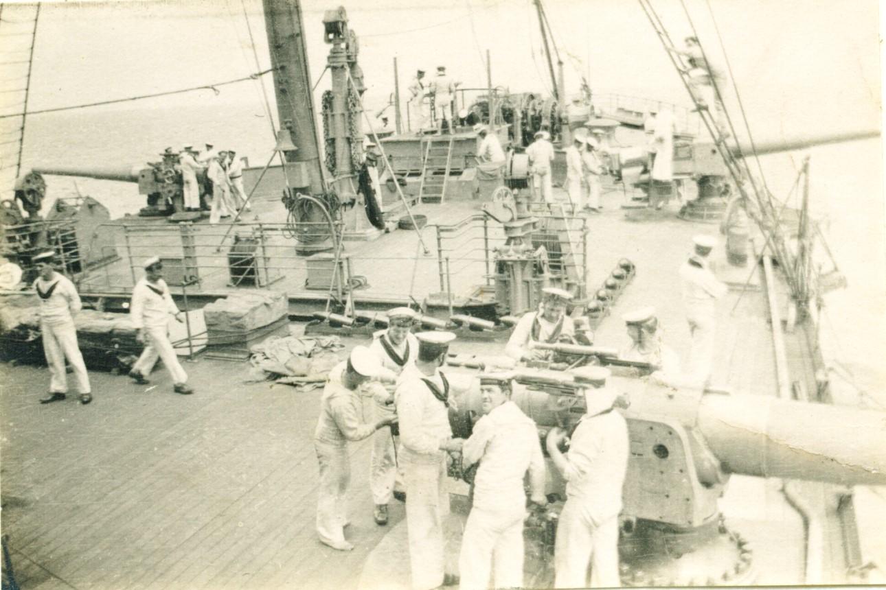 HMS MANTUA