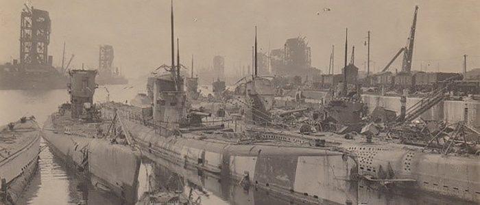 U-boat at Swansea